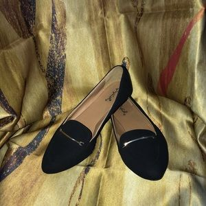 Qupid black shoes
